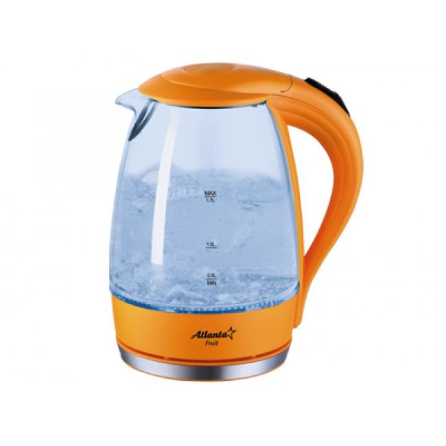 ATH-2461 orange электрический чайник дисковый