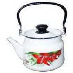 Чайник эмалированный 42704-102/6-2л