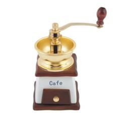 Кофемолка с фарфоровым основанием, микс(827-002)