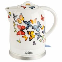Чайник  DELTA  DL-1233А керам 1,7л