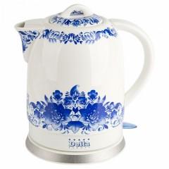 Чайник  DELTA  DL-1233В керам 1,7л